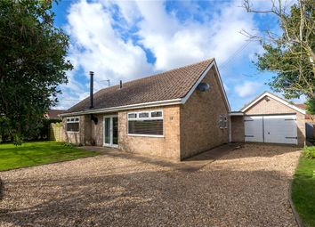 Thumbnail 3 bed detached house for sale in Chapel Lane, Great Hale, Sleaford, Lincolnshire