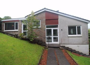 Thumbnail 3 bed detached house for sale in Peile Lane, Greenock, Renfrewshire