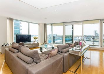 Thumbnail 3 bed flat for sale in Baltimore House, Battersea Reach