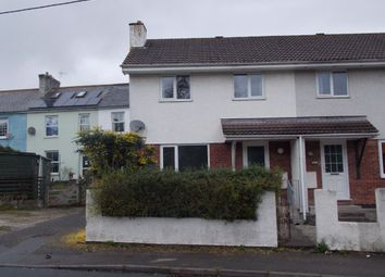 Thumbnail 2 bed semi-detached house to rent in Par Lane, Par, Cornwall
