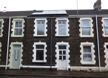 Thumbnail 3 bed terraced house to rent in Rockingham Terrace, Briton Ferry, Neath .