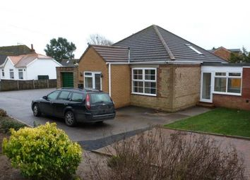 Thumbnail 3 bedroom detached bungalow to rent in Bexwell Road, Downham Market