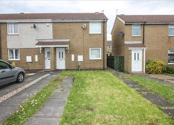 Thumbnail 1 bed terraced house to rent in Hertford Grove, Eastfield Glade, Cramlington