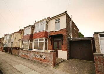 Thumbnail 3 bedroom semi-detached house for sale in Martin Road, Portsmouth