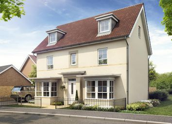 "Thumbnail 5 bedroom detached house for sale in ""Warwick"" at Great Mead, Yeovil"