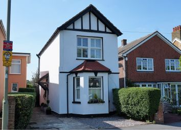 Thumbnail 2 bed detached house to rent in Prospect Road, Farnborough