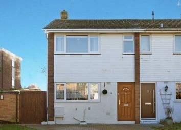 Thumbnail 2 bed end terrace house for sale in Elm Rise, Witham
