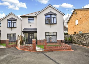 Thumbnail 4 bed detached house for sale in Tyn-Y-Pwll Road, Whitchurch, Cardiff