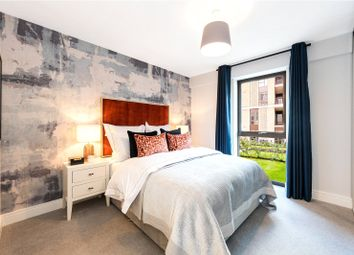 Thumbnail 2 bed flat for sale in Liberty Wharf, Waterfront Heights, 152 Mount Pleasant, Wembley