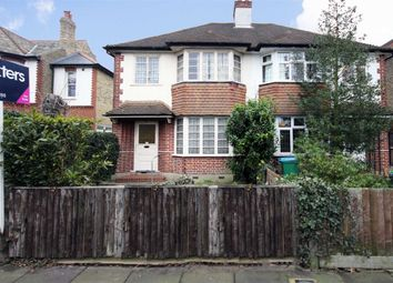 Thumbnail 3 bed semi-detached house for sale in Church Road, Teddington