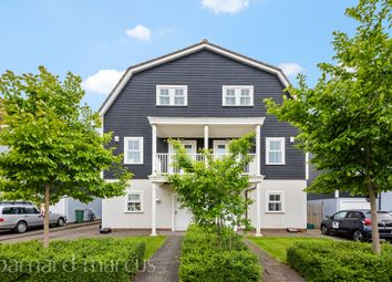Thumbnail 4 bedroom semi-detached house for sale in Beaumont Drive, The Hamptons, Worcester Park