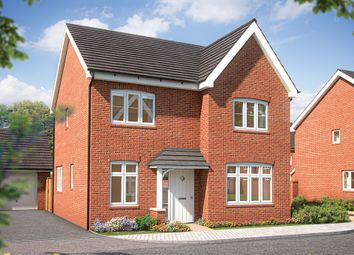 "Thumbnail 4 bed detached house for sale in ""The Aspen"" at Hambleton Way, Winnersh, Wokingham"