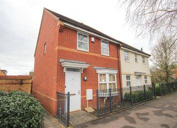 Thumbnail 3 bedroom end terrace house for sale in Champs Sur Marne, Bradley Stoke, Bristol