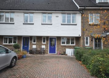 Thumbnail 3 bed terraced house to rent in Finch Close, Faversham