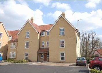 Thumbnail 2 bed flat for sale in Mill Park Gardens, Mildenhall