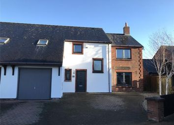 Thumbnail 4 bed semi-detached house for sale in Holme Farm Court, Cumwhinton, Carlisle