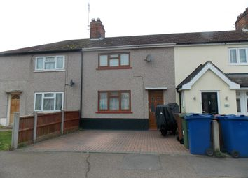 Thumbnail 3 bed terraced house for sale in Scott Road, Grays