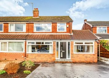 Thumbnail 3 bed semi-detached house for sale in Salisbury Crescent, Ashton-Under-Lyne, Greater Manchester