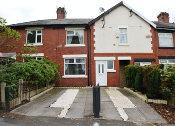 Thumbnail 3 bed terraced house for sale in Peel Street, Hyde
