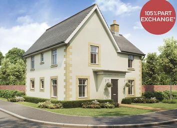 "Thumbnail 4 bed detached house for sale in ""Thornbury"" at Inglewhite Road, Longridge, Preston"