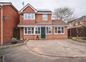 3 bed detached house for sale in Lonscale Close, West Bridgford, Nottingham NG2
