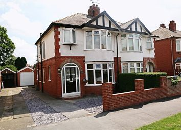 Thumbnail 3 bed semi-detached house for sale in Norland Avenue, Hull