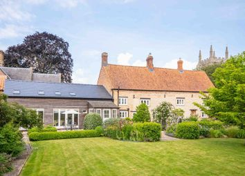Thumbnail 4 bed farmhouse for sale in Church Lane, Horbling