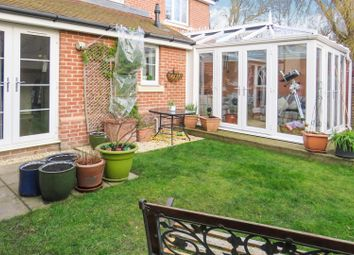 Thumbnail 4 bed link-detached house for sale in Signal Road, Ramsey, Huntingdon