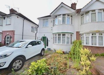 Thumbnail 3 bed semi-detached house to rent in Hibernia Gardens, Hounslow