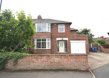 Thumbnail 4 bed semi-detached house for sale in Rectory Gardens, Wheatley, Doncaster, South Yorkshire