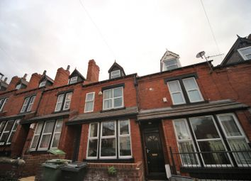 Thumbnail 7 bed terraced house to rent in Richmond Avenue, Hyde Park, Leeds