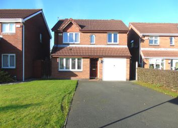 Thumbnail 4 bed detached house for sale in Moorbridge Close, Bootle