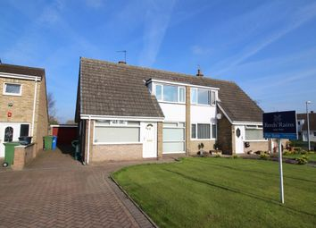 Thumbnail 3 bed bungalow for sale in The Meadows, Howden, Goole