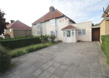 Thumbnail 3 bedroom semi-detached house to rent in West Walk, Hayes