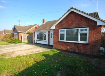 Thumbnail 2 bedroom detached bungalow for sale in Burnham Road, Old Springfield, Chelmsford