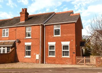 Thumbnail 3 bed semi-detached house for sale in The Crescent, Darby Green Road, Blackwater