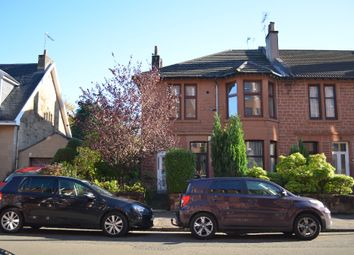 Thumbnail Flat for sale in Mannering Road, Shawlands, Glasgow