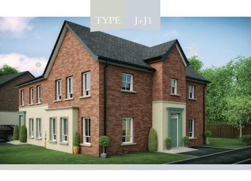 Thumbnail 3 bedroom semi-detached house for sale in Lynn Hall Park, Rathgael Road, Bangor