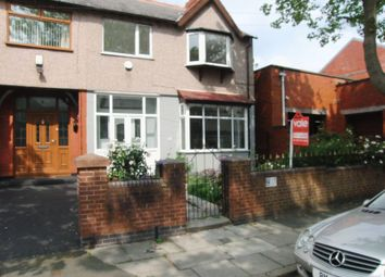 Thumbnail 3 bedroom semi-detached house for sale in Barnston Road, Walton, Liverpool