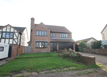 Thumbnail 4 bed detached house to rent in Green Lane, Grendon, Atherstone