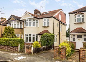 Thumbnail 4 bed semi-detached house for sale in Godfrey Avenue, Whitton, Twickenham