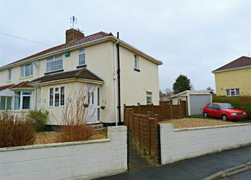 Thumbnail 3 bed semi-detached house for sale in Hill Crest, Knowle, Bristol