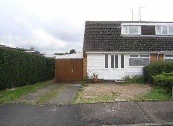 Thumbnail 3 bedroom property to rent in Hedgerow Drive, Kingsthorpe, Northampton