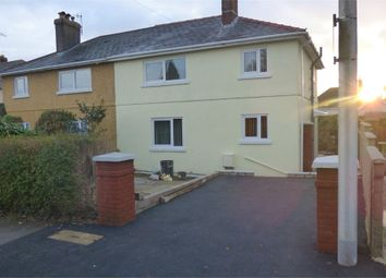 Thumbnail 3 bed semi-detached house to rent in 37 Heol Goffa, Llanelli, Carmarthenshire