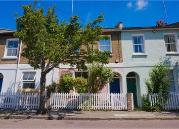 Thumbnail 3 bedroom terraced house for sale in Redan Street, Brook Green