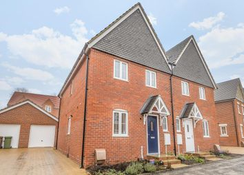 Thumbnail 3 bed semi-detached house for sale in Wantage, Oxfordshire