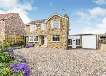 Thumbnail 3 bed detached house for sale in New Road, Old Snydale, Pontefract, West Yorkshire