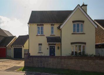 Thumbnail 4 bed detached house for sale in 1 Glebelands Close, Cheddar, Somerset