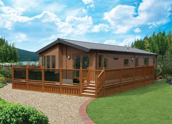Thumbnail 2 bed lodge for sale in Roebeck Country Park, Carters Road, Upton; Ryde