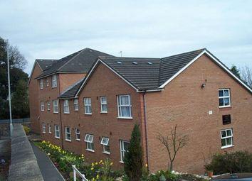 Thumbnail 1 bedroom flat to rent in Dumbarton House Court, Bryn Y Mor Crescent, Swansea.